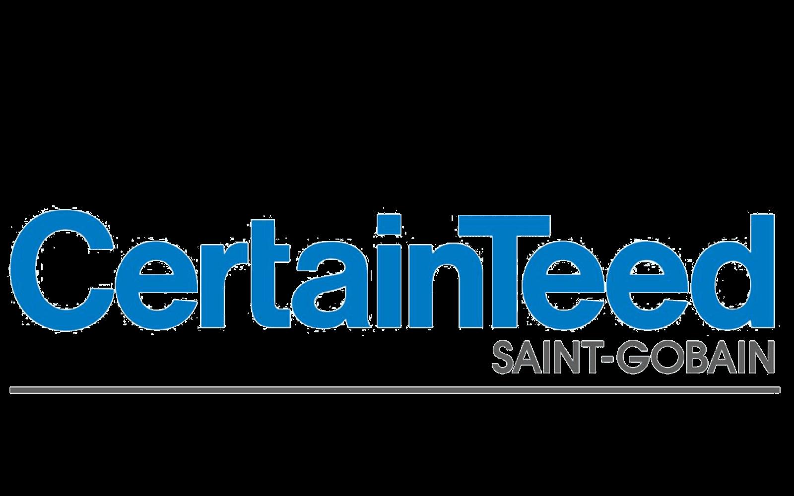 CertainTeed Saint-Gobain Logo